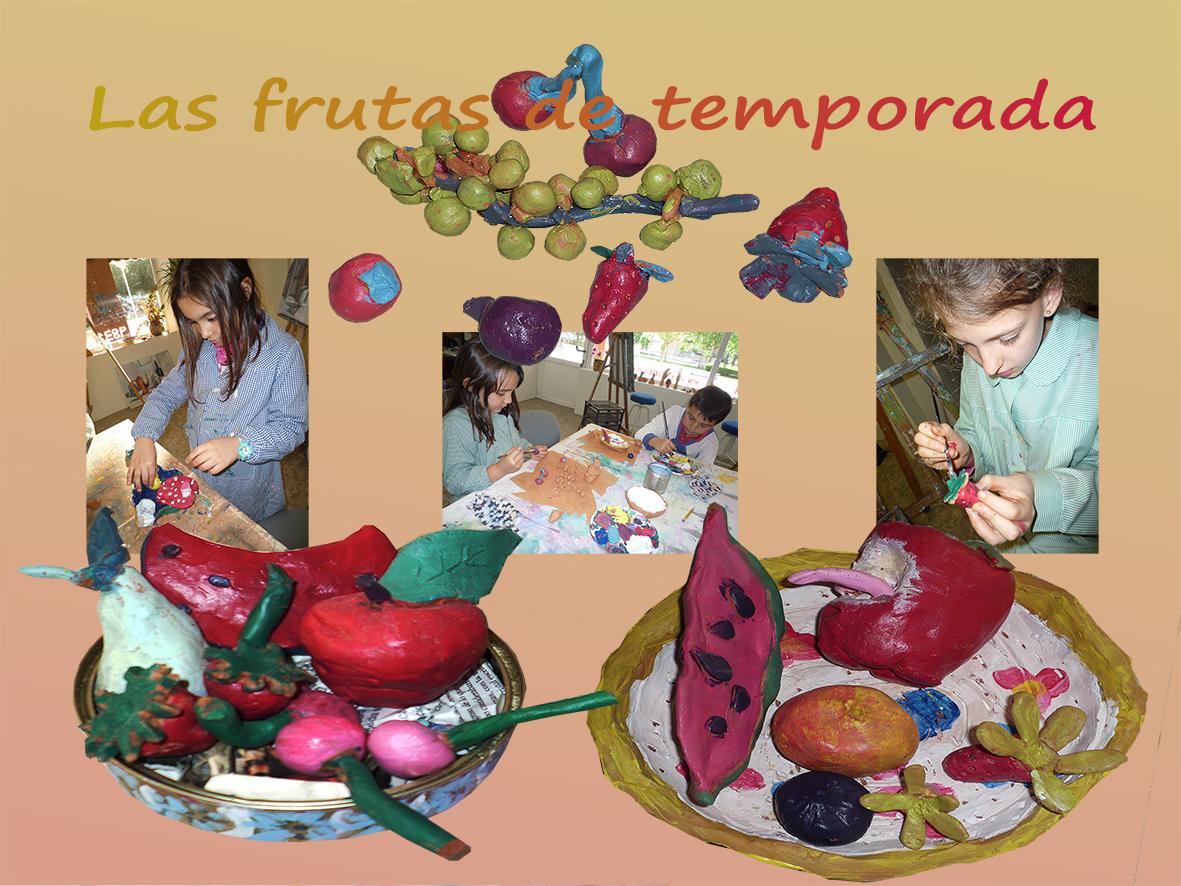 las frutas de temporada
